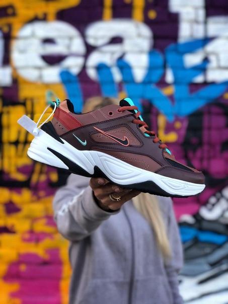 Мужские кроссовки Nike MK2 Tekno белые. Размеры (41,42,43,44,45)