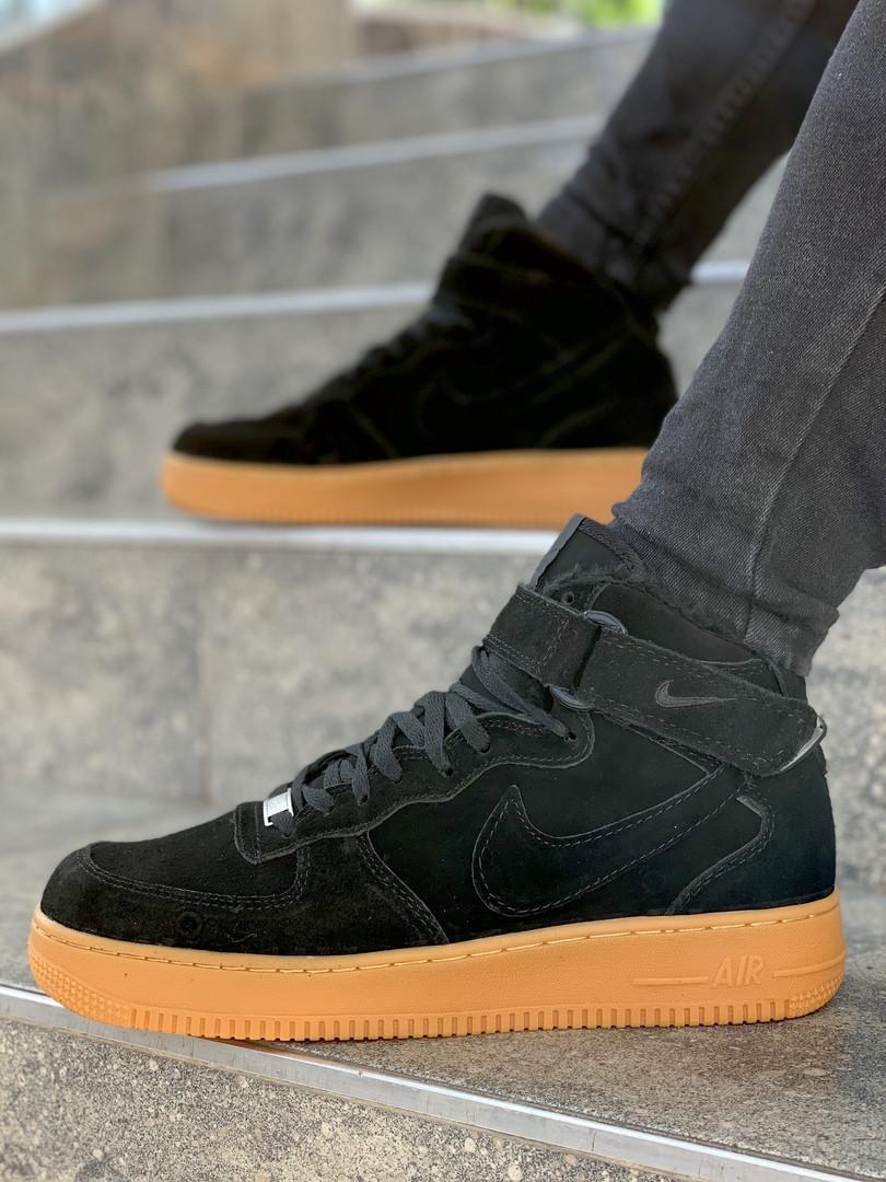 Мужские ботинки Nike Air Force. Размеры (40,41,42,43,44,45)