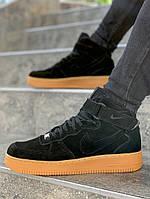 Мужские ботинки Nike Air Force. Размеры (40,41,42,43,44,45), фото 1