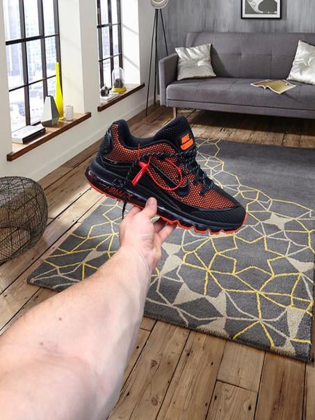 Мужские кроссовки Nike Air Max 2018, Реплика
