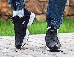 Мужские кроссовки Reebok blaze velcro ultra, Копия