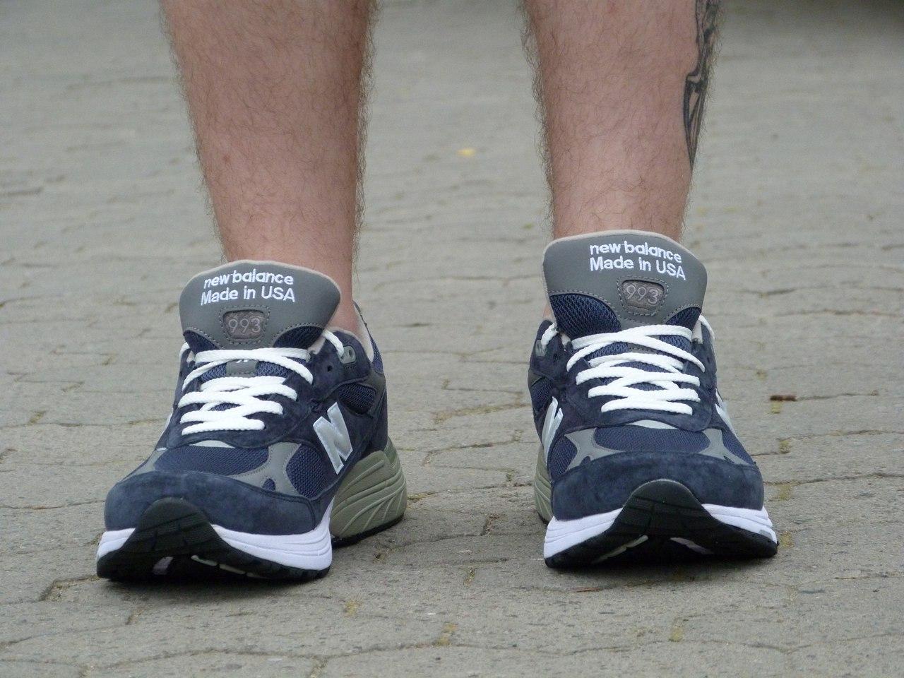 Мужские кроссовки New Balance M993 Running / Walking Shoes, Копия
