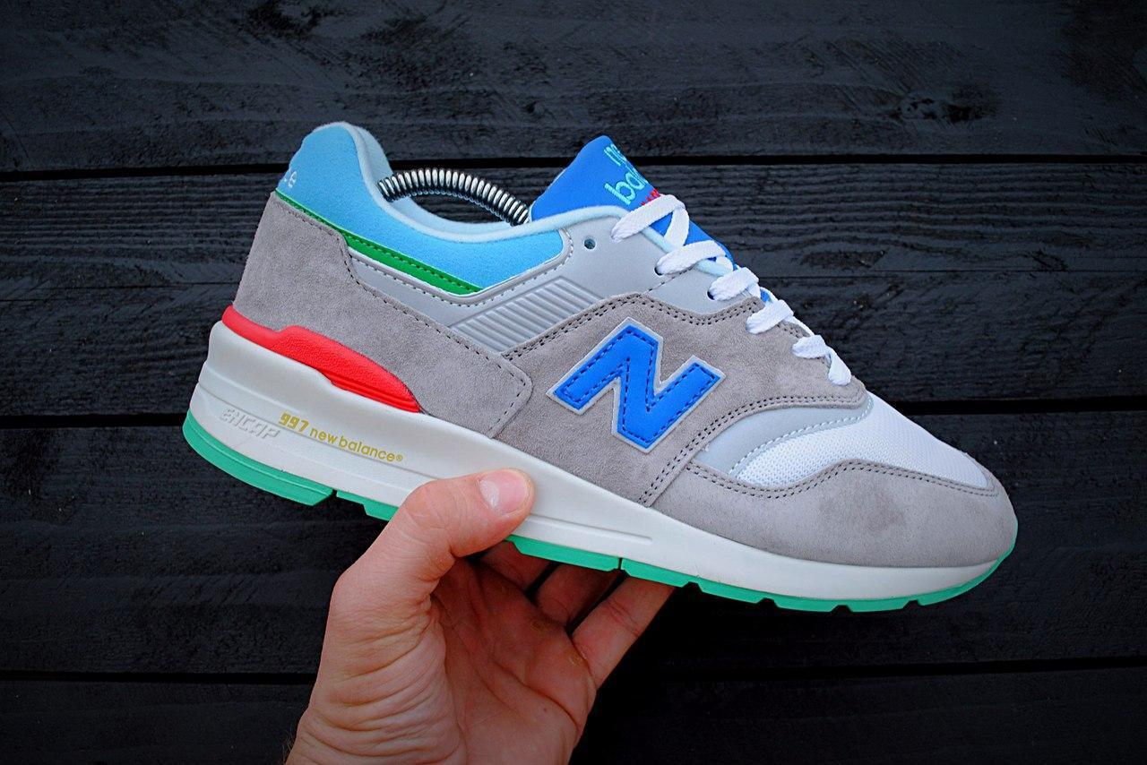 Мужские кроссовки New Balance 997, Копия