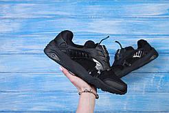 Мужские кроссовки Puma Disc Blaze Black, Копия