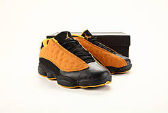 Мужские кроссовки Nike Air Jordan 13 Retro Low Chutney Chutney Black, Копия