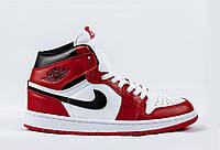 Мужские кроссовки Air Jordan 1 Retro , Копия, фото 1