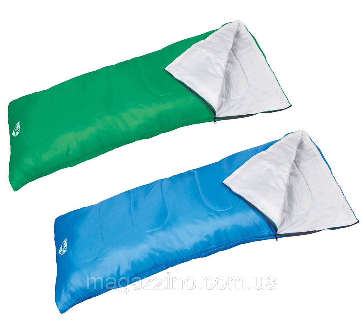 Спальный мешок одеяло, Bestway Evade-200, 180 x 75 см.