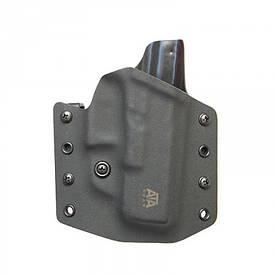 Кобура пластиковая поясная ATA Ranger Glock 19
