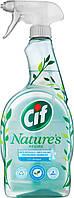 Cif средство для чистки ванной Могущество природы 750 мл