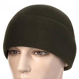 M-Tac шапка Watch Cap флис Slimtex олива