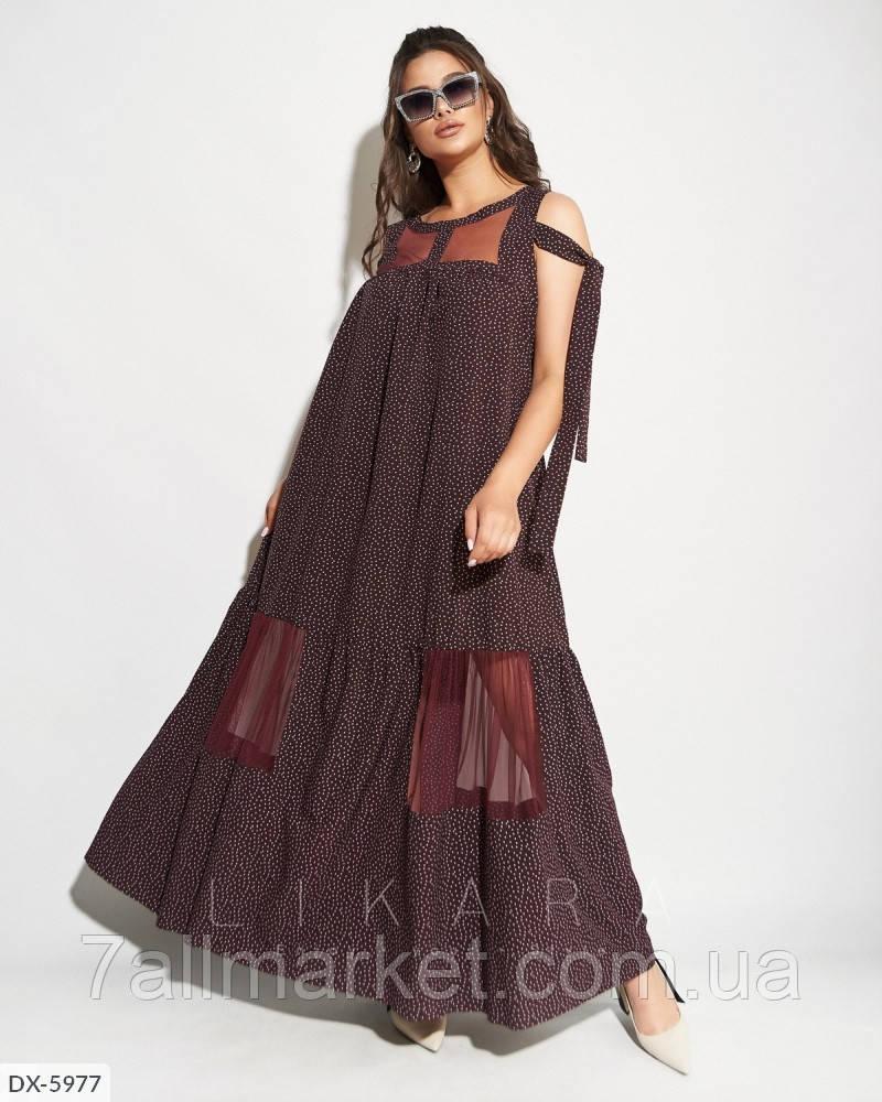 """Платье женское длинное мод.974 (50, 52, 54, 56) """"INELLA"""" недорого от прямого поставщика"""