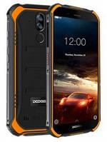 Смартфон Doogee S40 Lite (black-orange) IP68 оригинал - гарантия!