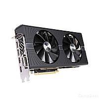 Дискретная видеоката AMD Sapphire Radeon RX 580 Nitro+, 4 GB GDDR5, 256-bit
