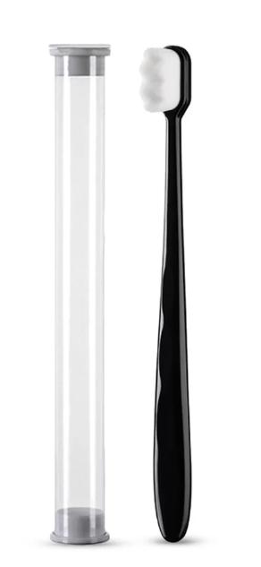 Зубная микро-щетка Cleancer 20 000 щетинок Черная (0019)