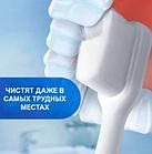 Зубная микро-щетка Cleancer 20 000 щетинок Белая (0020), фото 2