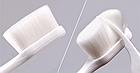 Зубная микро-щетка Cleancer 20 000 щетинок Белая (0020), фото 3