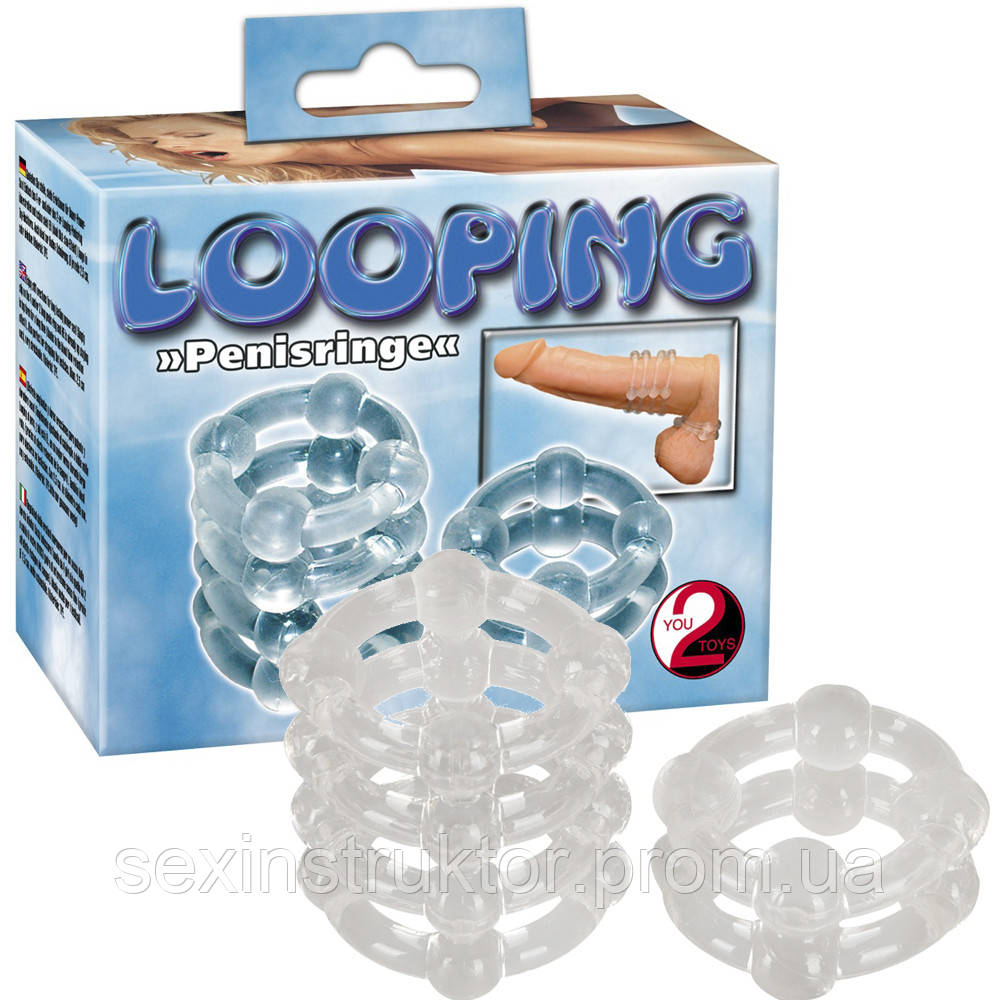 Эрекционное кольцо - Looping