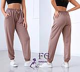 """Спортивные штаны с высокой талией """"Matrix"""", фото 7"""
