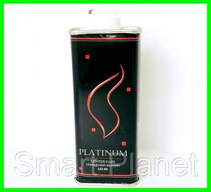 Бензин Для Зажигалок Очищенный 133ml - PLATINUM Zippo, фото 2