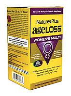 Мультивитамины для Женщин, AgeLoss, Natures Plus, 90 таблеток