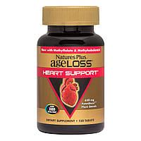 Комплекс для поддержки Сердца, AgeLoss Heart Support, Natures Plus, 120 таблеток