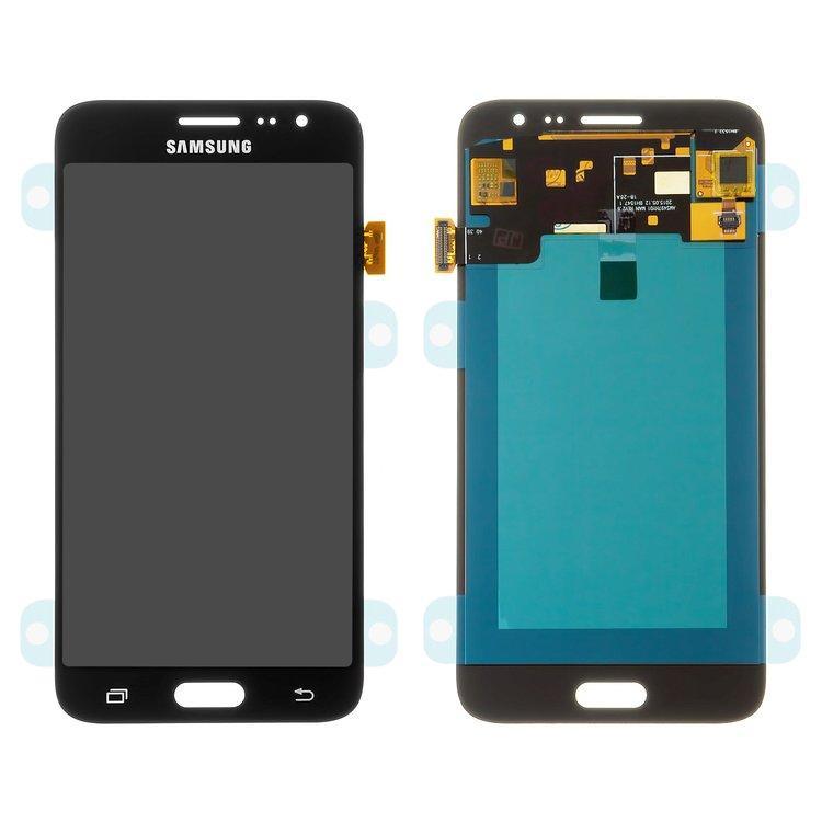 Дисплей для Samsung J320 Galaxy J3 (2016) OLED с тачскрином, черный