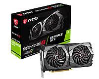 Видеокарта GF GTX 1650 4GB GDDR6 Gaming X MSI (GeForce GTX 1650 D6 GAMING X)