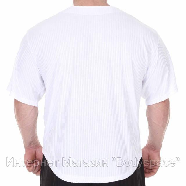 Big Sam, Размахайка 3281 Erkek Klasik Rag Top T-shirt Beyaz, Белый