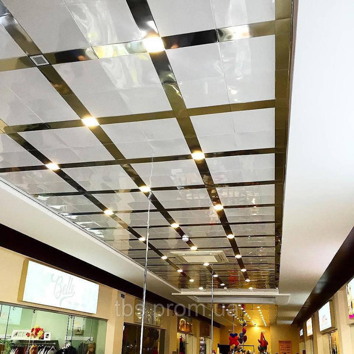 Подвесные потолочные системы Bafoni, фото 1