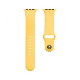 Ремешок для Apple Watch Band Silicone One-Piece 42 / 44mm