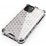 """Ударопрочный чехол Honeycomb для Apple iPhone 11 Pro (5.8""""), фото 2"""
