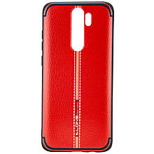 TPU чехол DLONS Lenny Series для Xiaomi Redmi Note 8 Pro