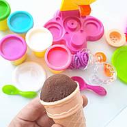 Набор для лепки Фабрика мороженого Чарівний Пластилін MK 0078, фото 5