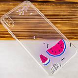 "TPU чехол Luxury Diamond full protective для Apple iPhone X / XS (5.8""), фото 2"