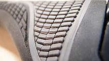 """Эргономичные велосипедные грипсы с алюминиевыми рожками """"45"""" Белый, фото 3"""