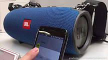 JBL Xtreme Blue Originalsize колонка портативная Блютуз жбл синяя акустика новая оид сдшз срфкпу чекуту, фото 2