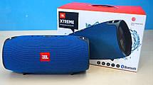 JBL Xtreme Blue Originalsize колонка портативная Блютуз жбл синяя акустика новая оид сдшз срфкпу чекуту, фото 3