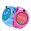 Умные смарт часы детские телефон с GPS Smart Baby Watch Q610S мат часы телефон GPS трекер, фото 4