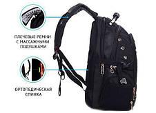 Рюкзак SwissGear Wenger Original надежный швейцарский качественный, фото 3
