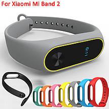 Умные Xiaomi MI Band 2 смарт часы телефон с GPS Smart Watch блистер часы телефон GPS трекер, фото 3