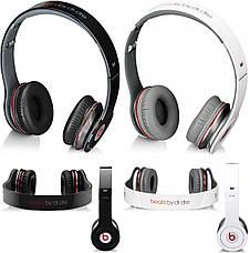 Наушники Beats S450 Bluetooth 50 Оriginal size беспроводные + монопод селфи-палка, фото 3