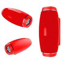 Портативная Bluetooth колонка Hopestar H27 с влагозащитой Red