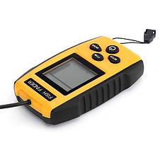 Эхолот портативный рыбопоисковый Portable Fish Finder FF1108/TL88  для рыбалки, фото 2