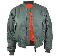 Куртка лётная MA1 MilTec Olive 10401001