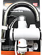 Проточный мгновенный  электрический водонагреватель на кран 3Kw, фото 3
