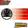 Портативный обогреватель Wonder Heater Pro 900W  с цифровой регилировкой температуры, фото 2