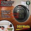 Портативный обогреватель Wonder Heater Pro 900W  с цифровой регилировкой температуры, фото 4