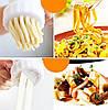 Шприцпресс для изготовления спагетти Многофункциональный пресс шприц Mianshifu AT-Y01, фото 7