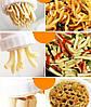 Шприцпресс для изготовления спагетти Многофункциональный пресс шприц Mianshifu AT-Y01, фото 8