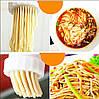 Шприцпресс для изготовления спагетти Многофункциональный пресс шприц Mianshifu AT-Y01, фото 10